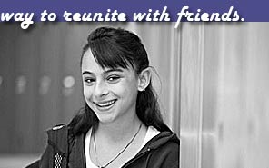 The fast, free, and easy way to reunite with friends and classmates.